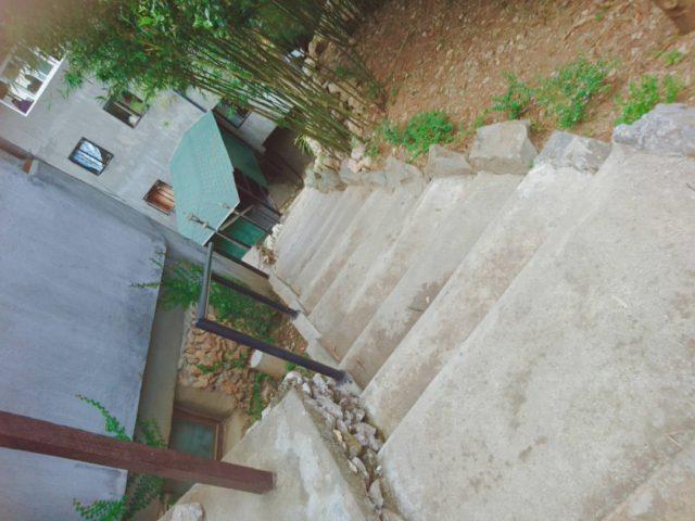 BECI階段