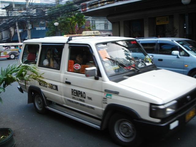 baguio-taxi